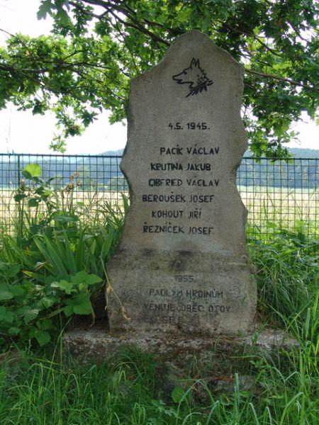 Pomník padlým v2. sv.válce
