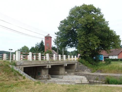 Most přesČerný potok